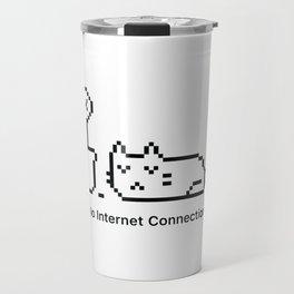 No Internet Connection Travel Mug