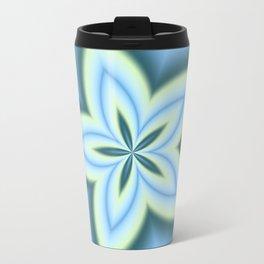 String Art Flower in MWY 01 Travel Mug