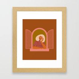 The Daydreamer Framed Art Print