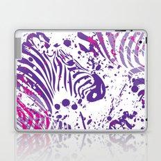 Zebra Vinyl Laptop & iPad Skin