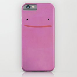 Ditto iPhone Case
