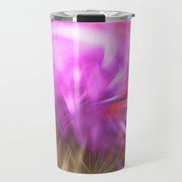 Unbelievable light refraction Travel Mug