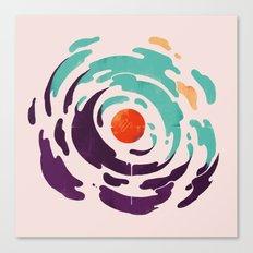 Sun Inside Me Canvas Print