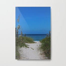 Exclusively Captiva Metal Print