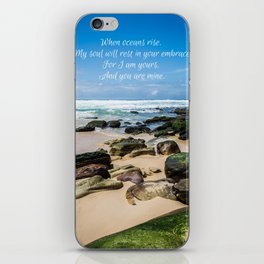 When Oceans Rise iPhone Skin