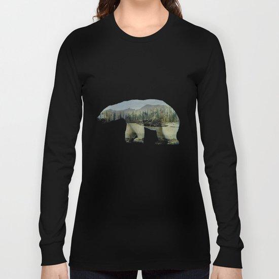 The Polar Bear Long Sleeve T-shirt