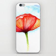 Papaver II iPhone Skin