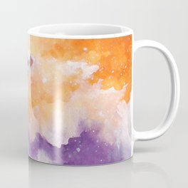 Spooky Galaxy Coffee Mug