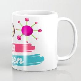 LAB QUEEN! Medical Laboratory Scientist Tech Micro Coffee Mug