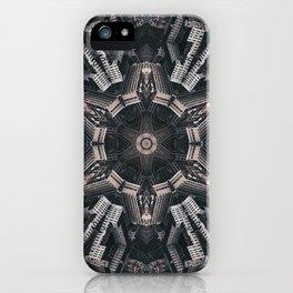 Built Series   Paris Dark 2 iPhone Case