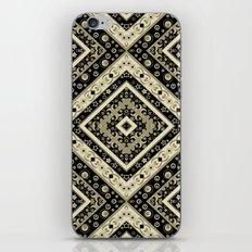 Beautiful ethnic ornament. 1 . iPhone & iPod Skin