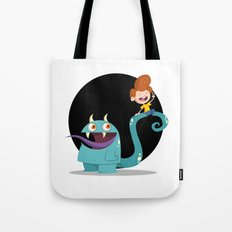 Monter Pet Tote Bag