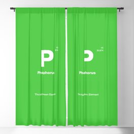 Phosphorus Blackout Curtain