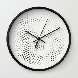 Optical Illusions - Iconical People 2 Wall Clock