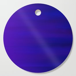 Ultra Violet to Indigo Blue Ombre Cutting Board