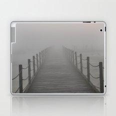 A Destination Lost In The Fog Laptop & iPad Skin