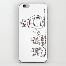 e family iPhone & iPod Skin