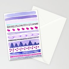 Pattern / Nr. 6 Stationery Cards