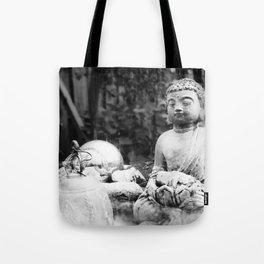 Inner smile Tote Bag