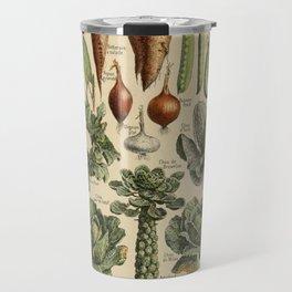 legume et plante potageres Travel Mug