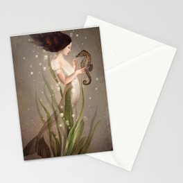 In the Sea Stationery Cards
