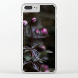 Returning Spring III Clear iPhone Case