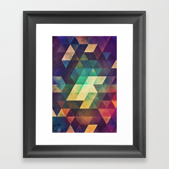 zymmk Framed Art Print