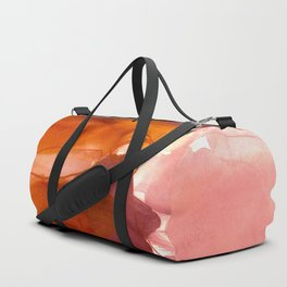 abstract painting X Duffle Bag