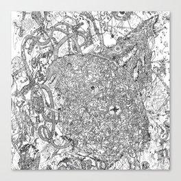 MMav Pillow 3. Canvas Print