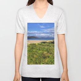 Horgabost, Isle Of Harris Unisex V-Neck