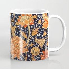 William Morris Cray Floral Art Nouveau Pattern Coffee Mug