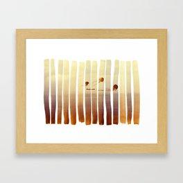Guided  Framed Art Print