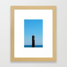 Lone One Framed Art Print