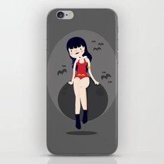 Vampirella iPhone & iPod Skin
