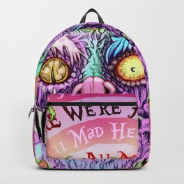 Cheshire Catastrophe Backpack