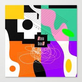Hau Bau 028 color Canvas Print