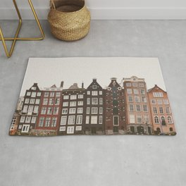 Amsterdam Crooked Row Rug