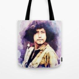 Arlo Guthrie, Music Legend Tote Bag