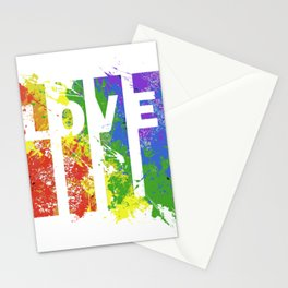 LOVE/COLOR Stationery Cards