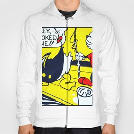 Lichtenstein - Donald Duck and Mickey Mouse Hoody