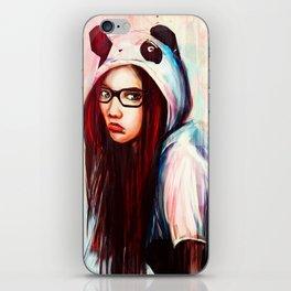 Bamboo 4 Chu! iPhone Skin