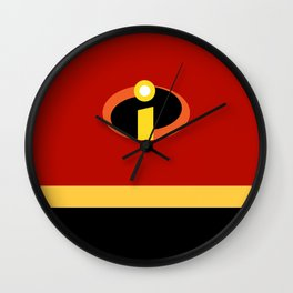 Incredible - Superhero Wall Clock