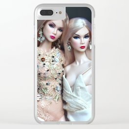 Girls Clear iPhone Case