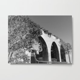 The Arches in Dana Point Metal Print