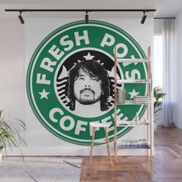 Grohl - Fresh Pots Wall Mural