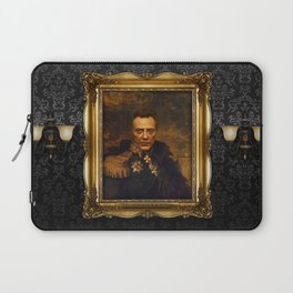 Christopher Walken - replaceface Laptop Sleeve