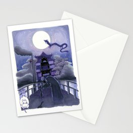 Chihiro at Midnight Stationery Cards