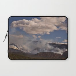Cedar City Forest Fire - I Laptop Sleeve