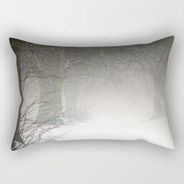 Haunted Memories Rectangular Pillow
