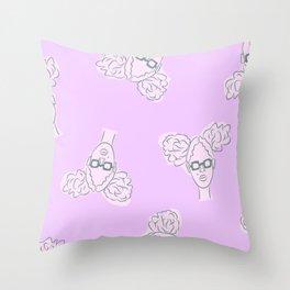 Baja Throw Pillow